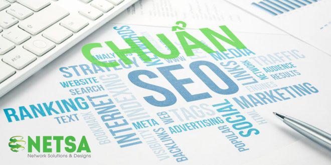 Tại sao bạn nên thiết kế một website chuẩn SEO?