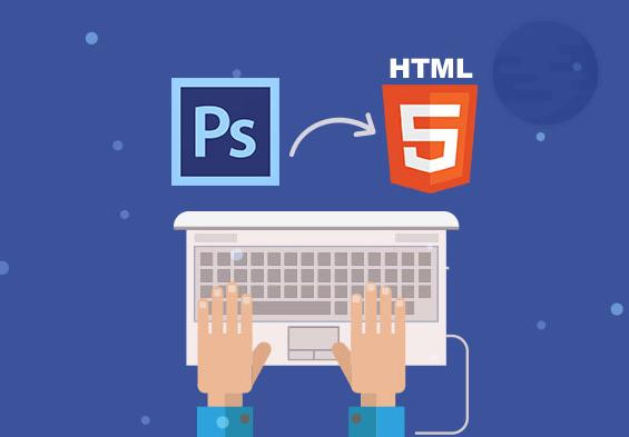 Convert psd to html không còn xa lạ trong thiết kế website