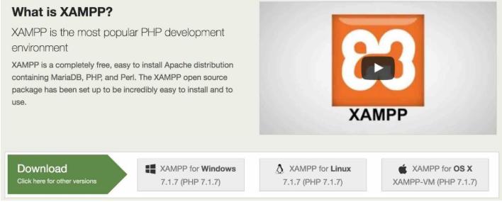 Hướng dẫn cài đặt localhost bằng Xampp.