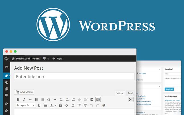 WordPress dễ sử dụng