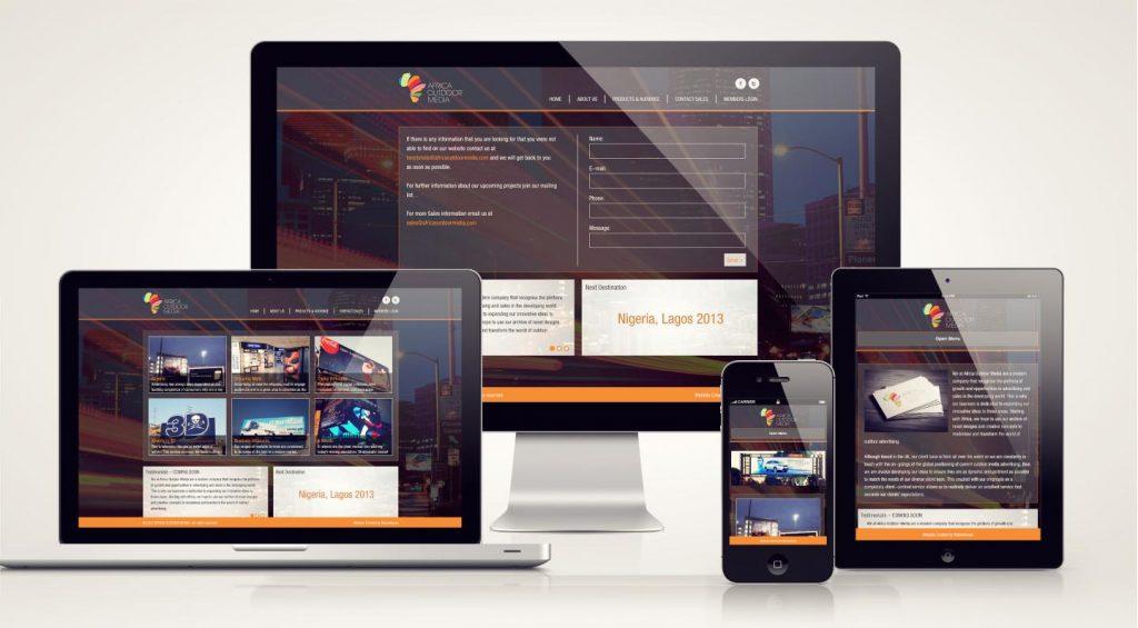 Thiết kế web chuẩn SEO, Responsive