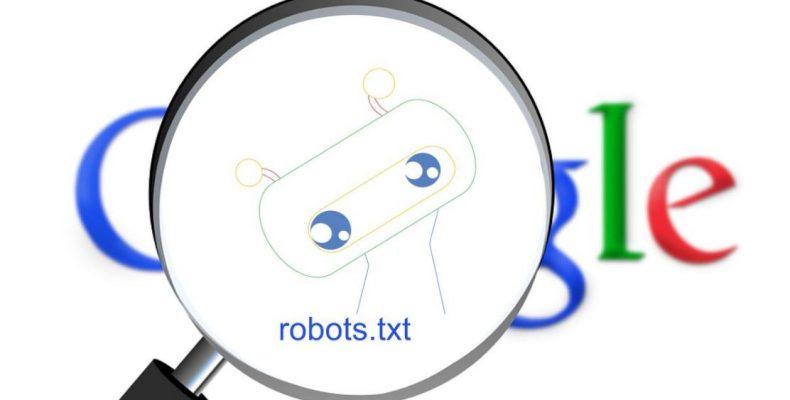 Hướng dẫn tạo file robots