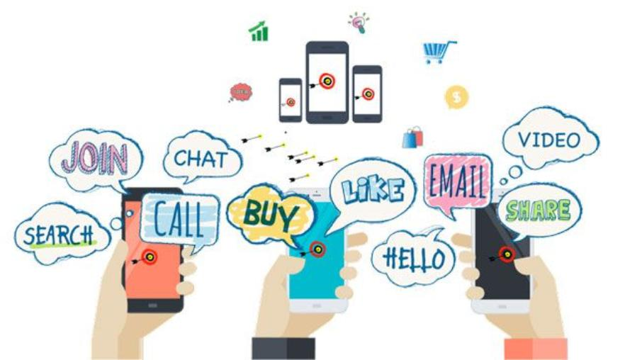 Tiếp cận khách hàng để giới thiệu dịch vụ