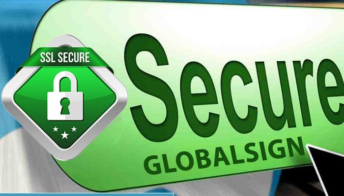 Nhà cung cấp chứng chỉ bảo mật website - GlobalSign